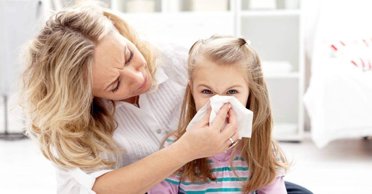 Photo of Alerjik çocuklarda grip!