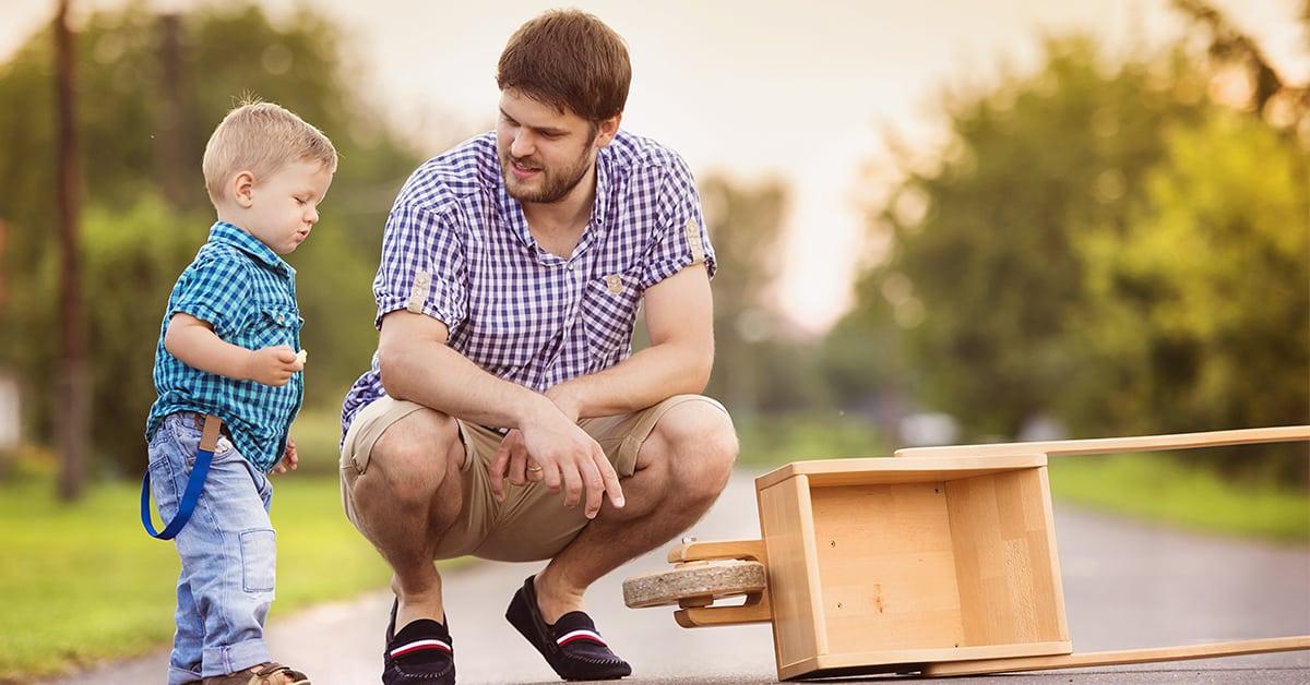 Photo of Baba davranışlarının çocuk gelişimine etkileri