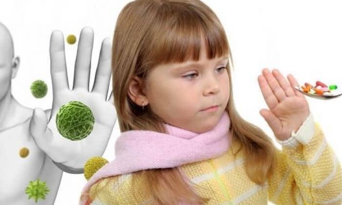 Photo of Çocuğunuzun bağışıklık sistemini güçlendirmenin yolları