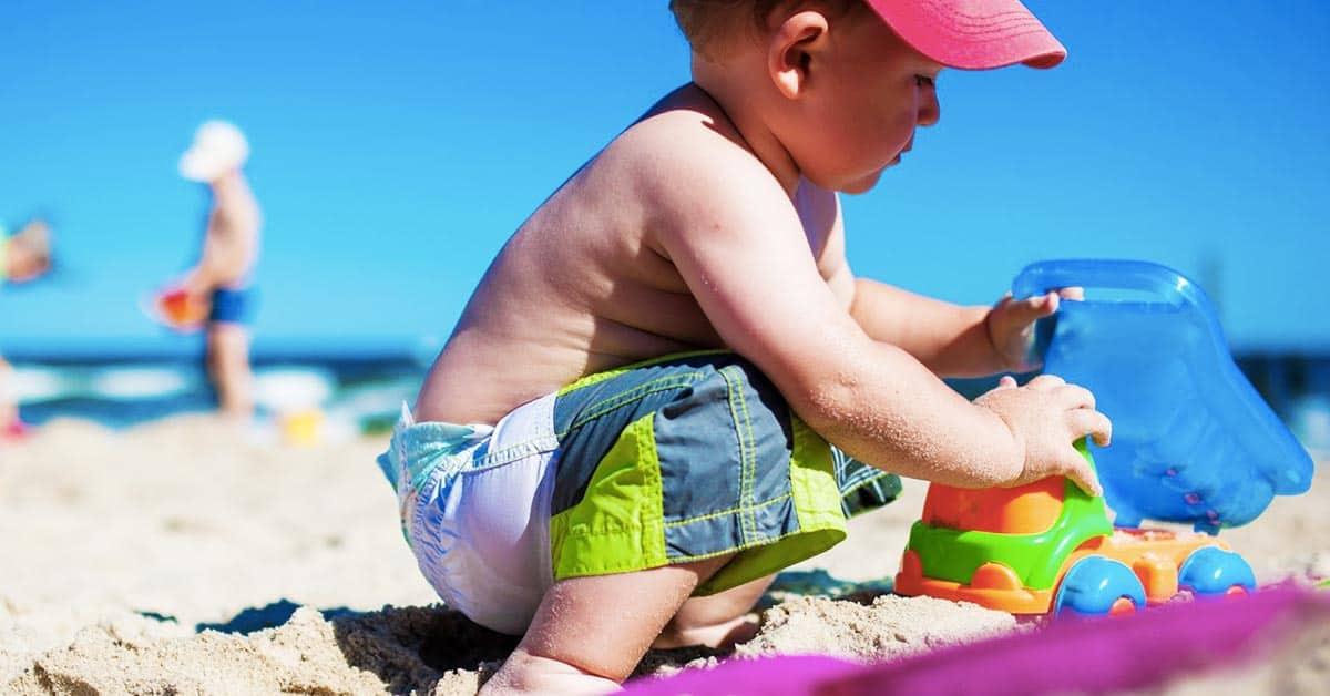 Photo of Bebeğiniz için güneş faydalı mı?