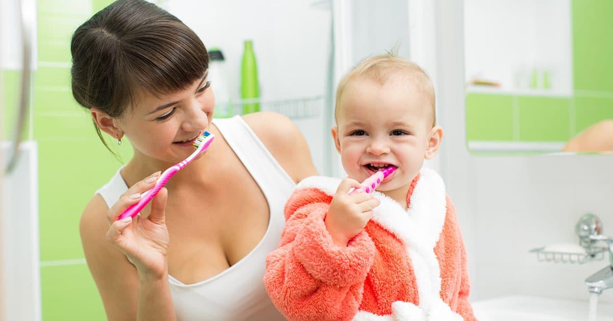 Photo of Çocuğunuz dişlerini fırçalıyor mu?