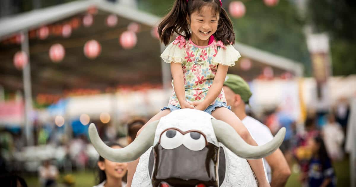 Photo of Çocuğunuzla rodeo show