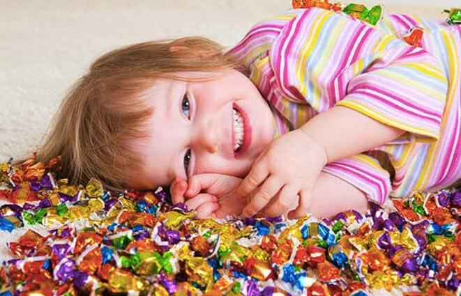 Photo of Bayramda çocukların şeker yemesi ve diş sağlığı