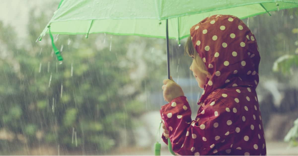 Photo of Çocuklar ve yağmur