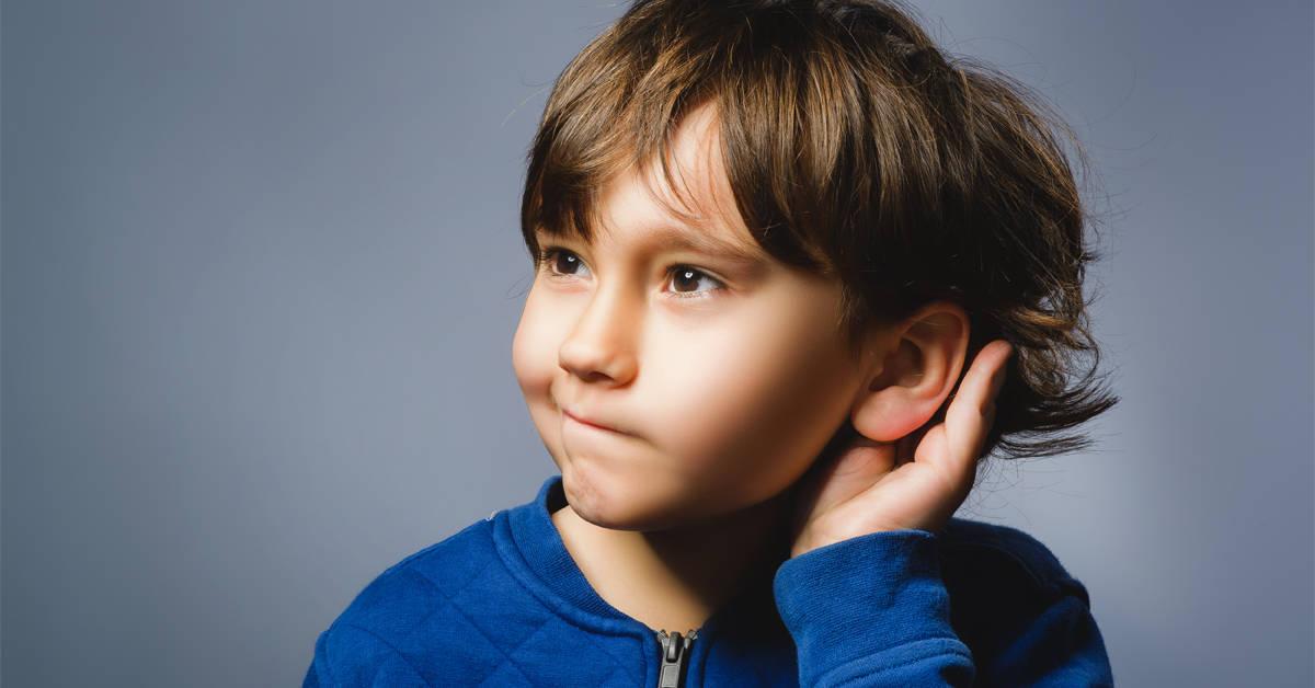 Photo of Çocuklarda işitme azlığına dikkat!