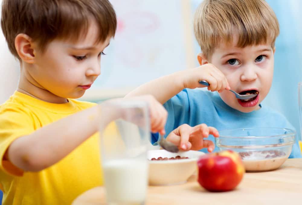 Photo of Çocuklarda dengeli beslenme ve diş sağlığı