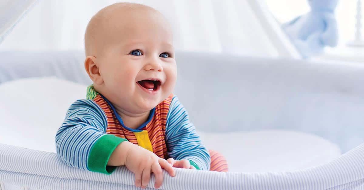 Photo of Hareketli bebekler sağlıklı bebeklerdir