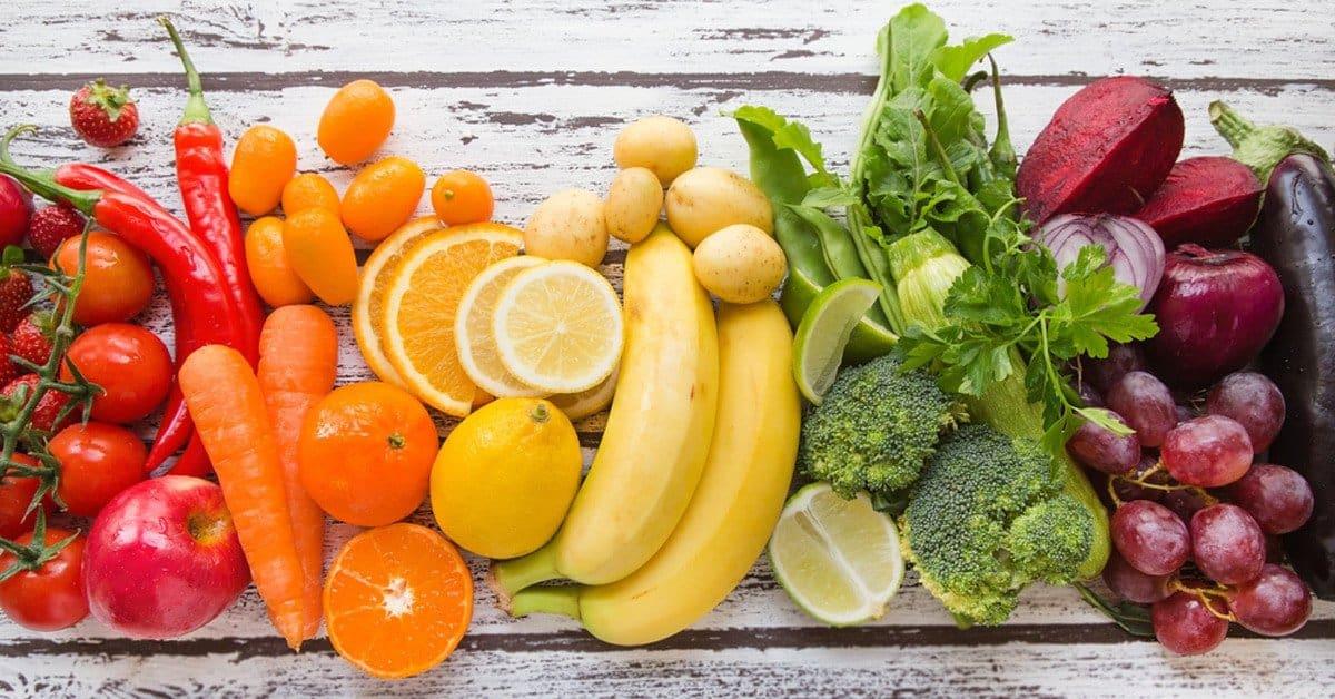 Photo of Rengarenk besinlerle sağlıklı kalın