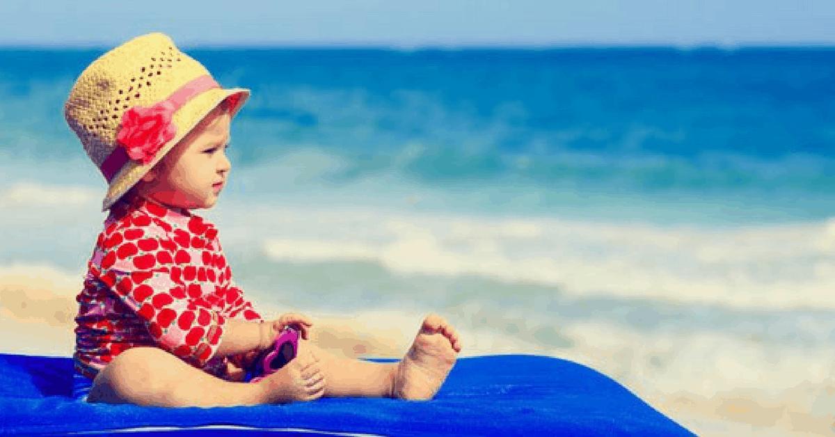 Photo of Yazın plajda bebek güvenliği ve oyunlar