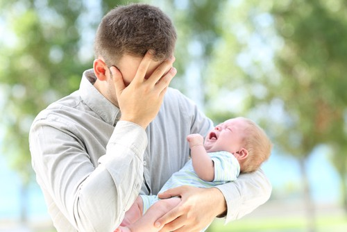 Photo of Yeni babaların lohusalık dönemi
