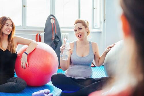 Photo of Hamilelik sonrası pilates