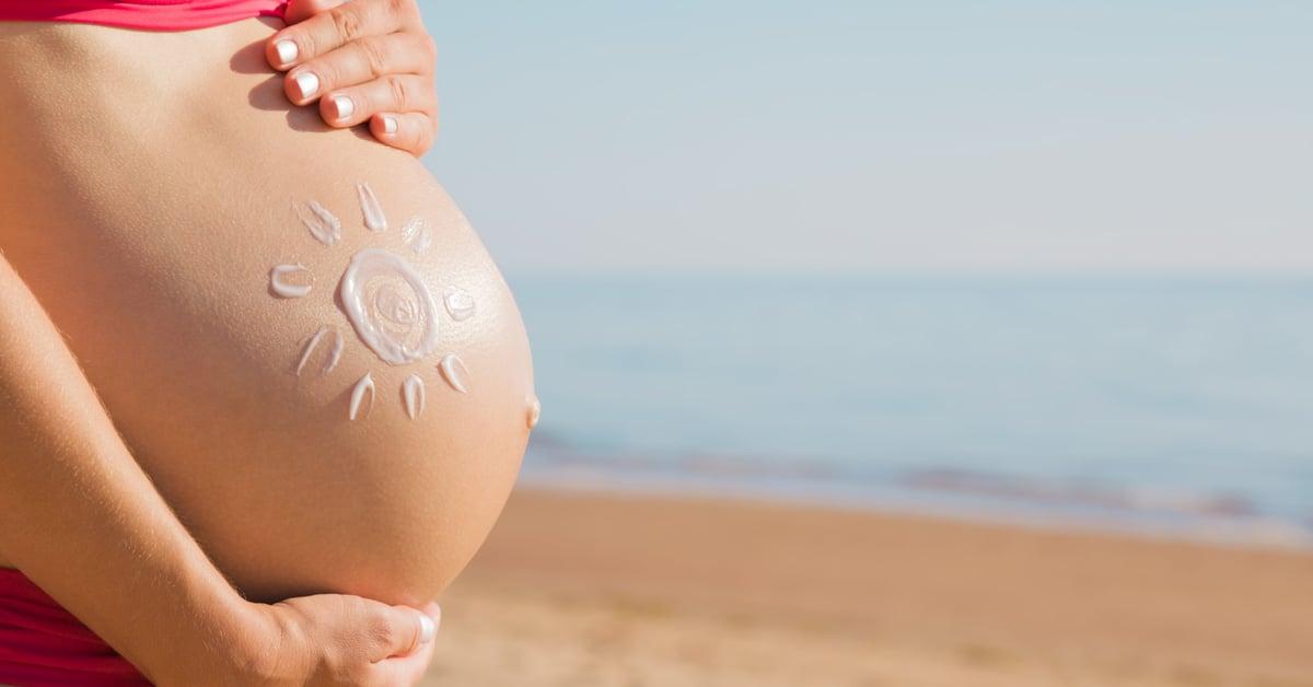 hamilelik-doneminde-gunes-kremi-kullanmak-guvenli-midir