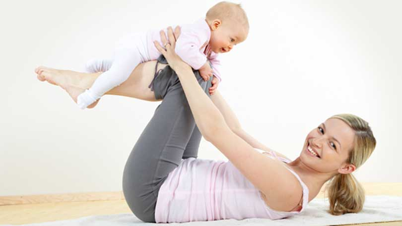 Photo of Hamilelik sonrası egzersiz hareketleri