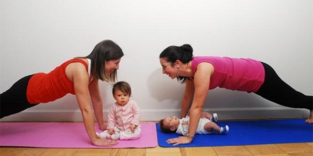 Photo of Hamilelik sonrası yapılan egzersizler