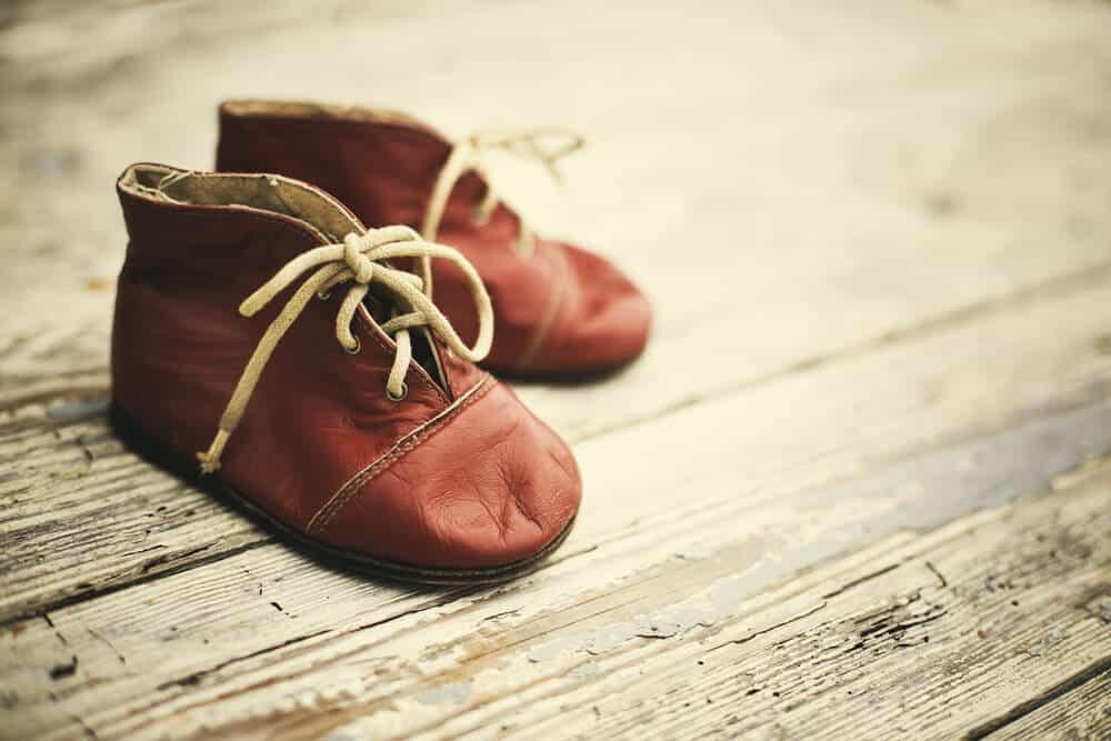 Bebek için doğru ayakkabı seçimi