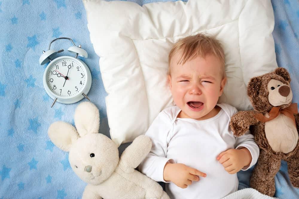Photo of Bebeğiniz Geceleri Sık Sık Ağlayarak Uyanıyor Mu?