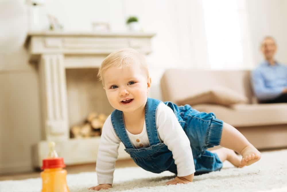 Photo of Bebeğim Neden Emeklemiyor?