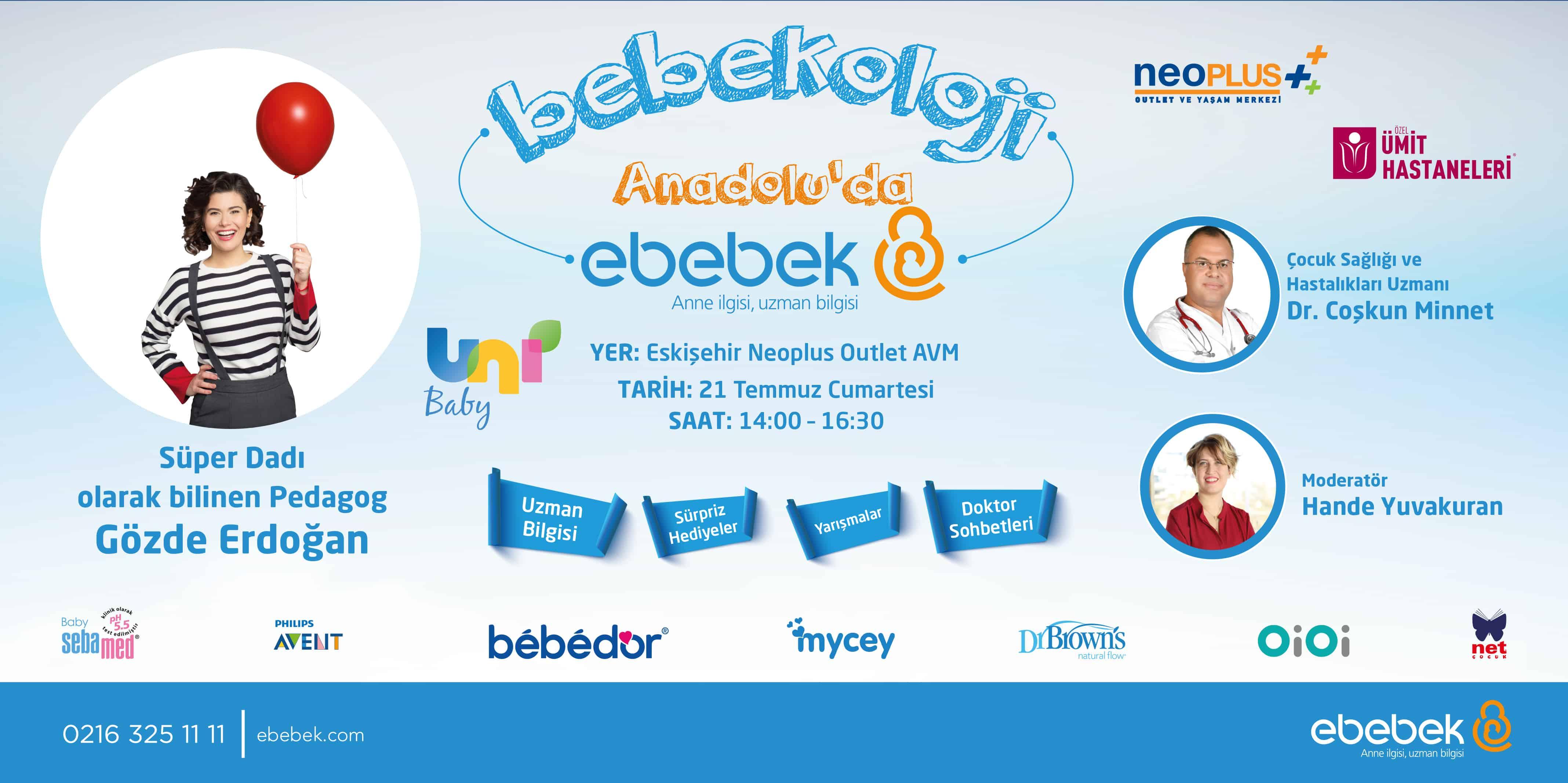 Photo of Bebekoloji Eskişehir'de!