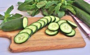 gebelik - salatalık