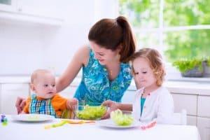 anne-bebek beslenme