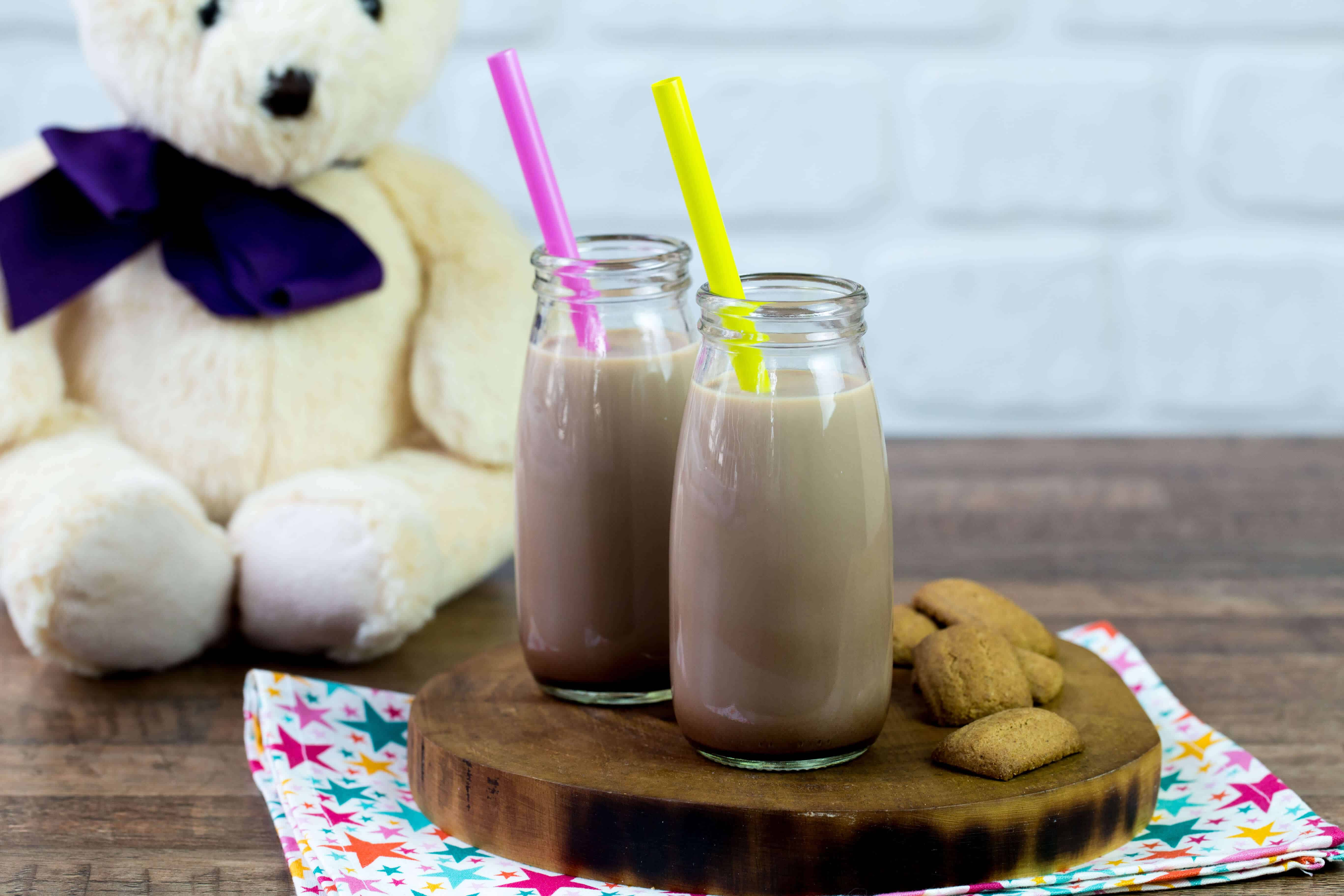 Photo of Bebekler İçin Kakaolu Süt