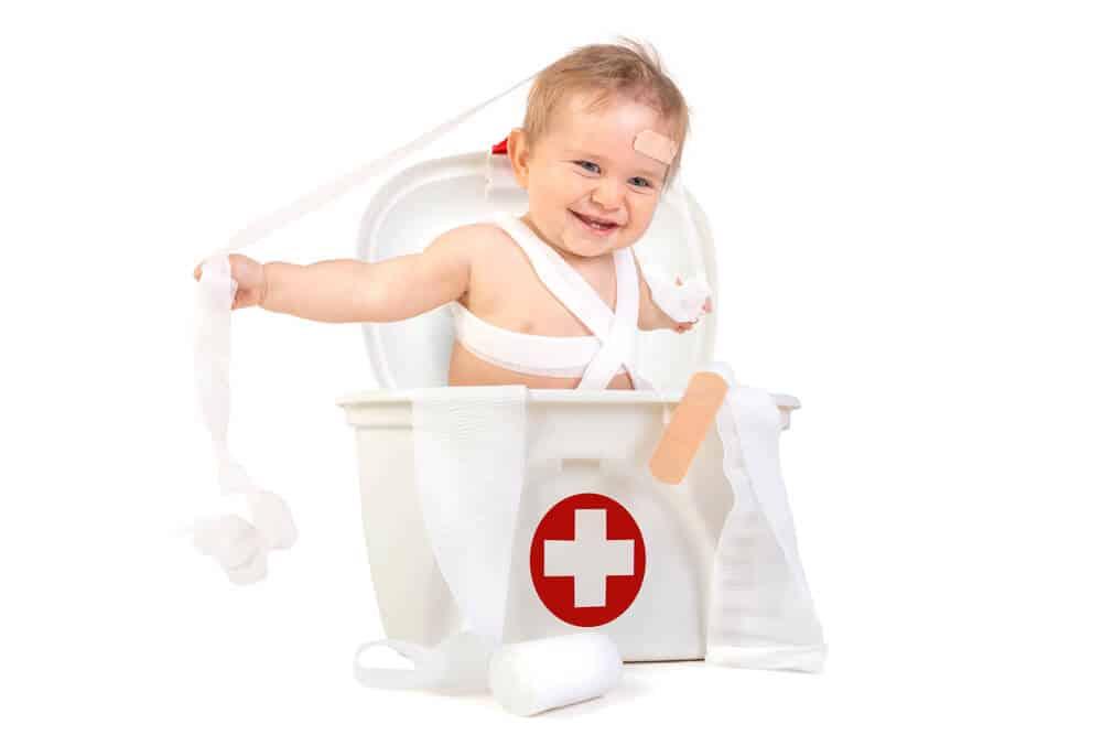 Photo of Bebeklerde İlk Yardım!