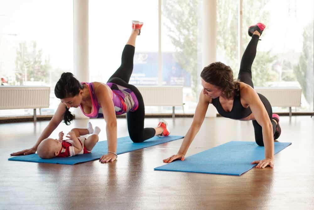 Anne Bebek Yogası Hakkında Her Şey!