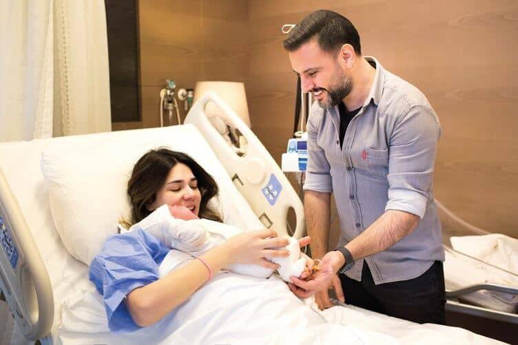 Photo of Alişan ve Buse Varol Çiftinin Bebekleri Dünyaya Geldi!