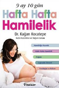 hafta hafta hamilelik - dr. kağan kocatepe