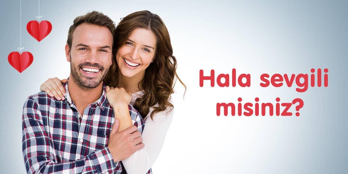 Photo of Hala sevgili misiniz?