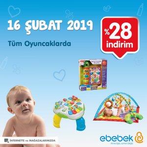 Tüm oyuncaklarda - 16 Şubat