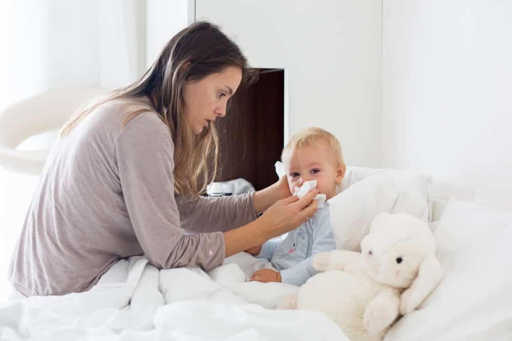 Photo of Bebeğimi Gripten (Soğuk Algınlığından) Nasıl Korurum?