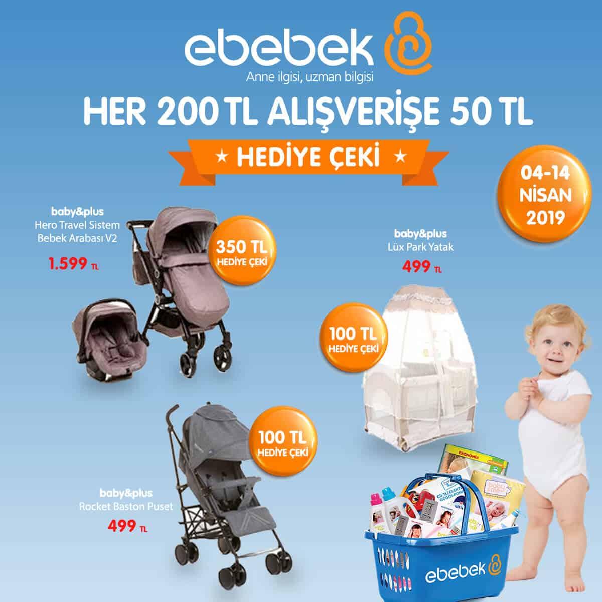 baby plus çek kampanyası