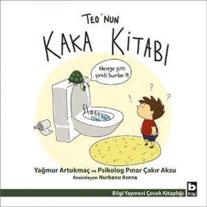 Stressiz Tuvalet Eğitimi İçin Kitap Önerileri!