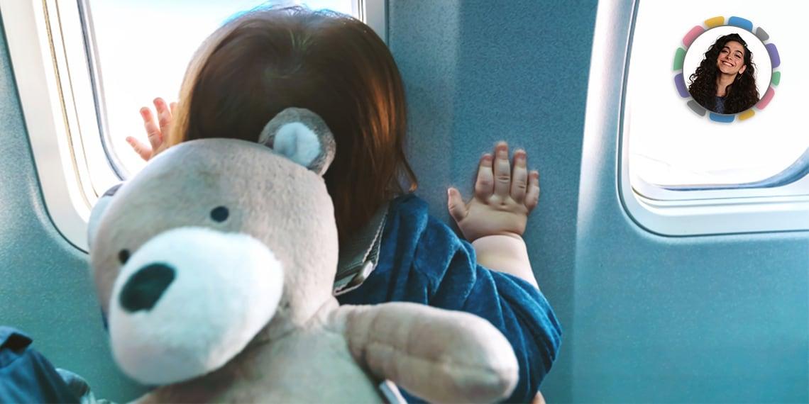 Photo of Bebek İle Uçak Yolculuğu Yaparken Bilmeniz Gereken 5 Altın Kural!