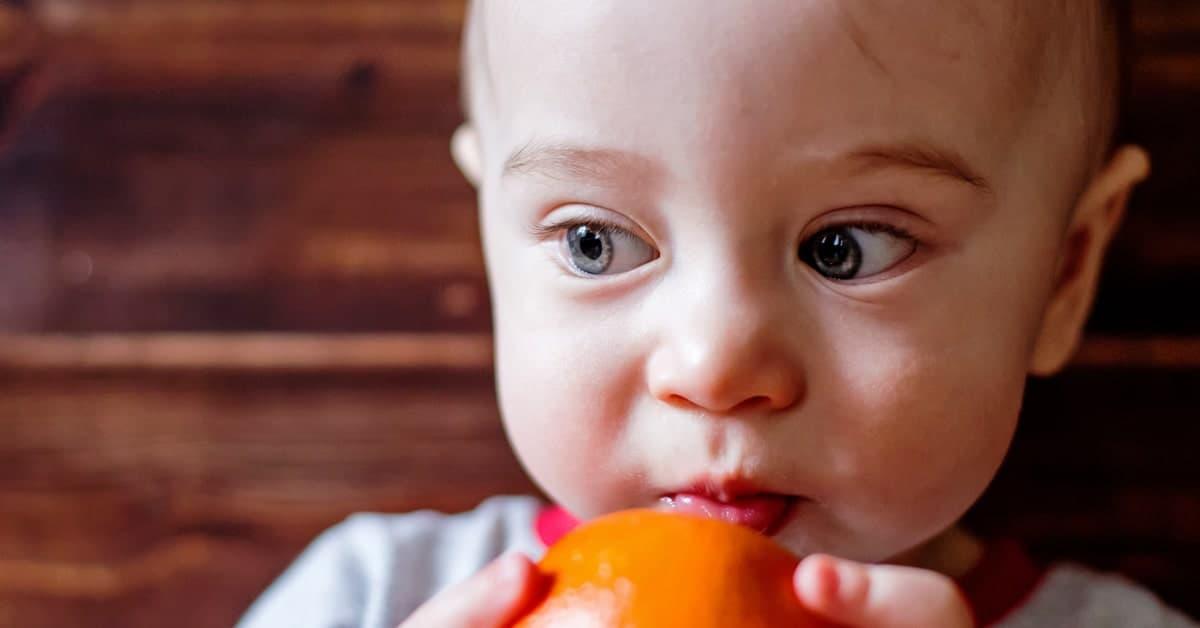 Bebeklerde Görülen Besin Alerjisi