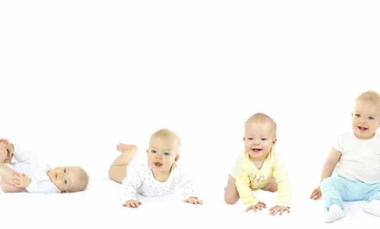 Bebeklerde Gelişim