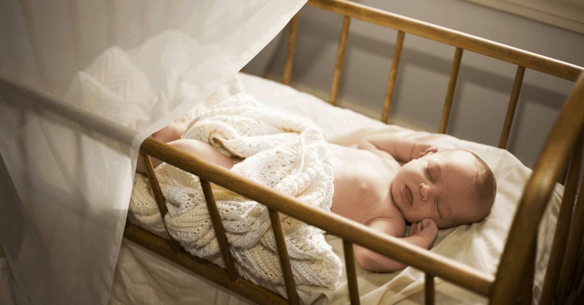 Bebekler Neden Uykularında Korkarlar? Tüm Detaylar!