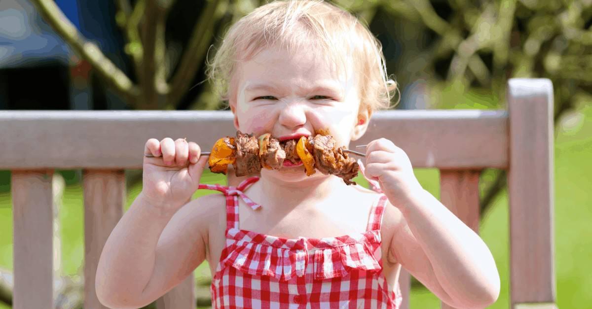 Bebeklerde Et Tüketimi