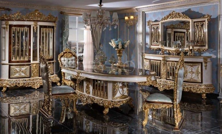 luxury-yemek-odasi