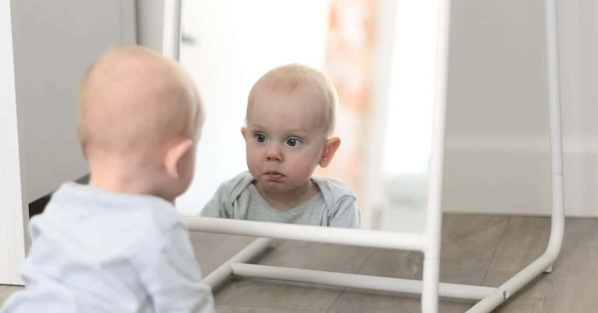 bebeklerde gorme yetenegi