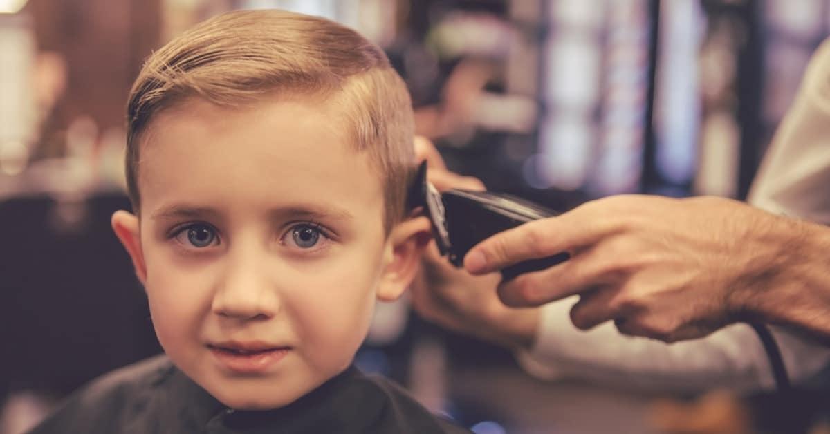 Erkek Çocuk Saç Kesim Modelleri!