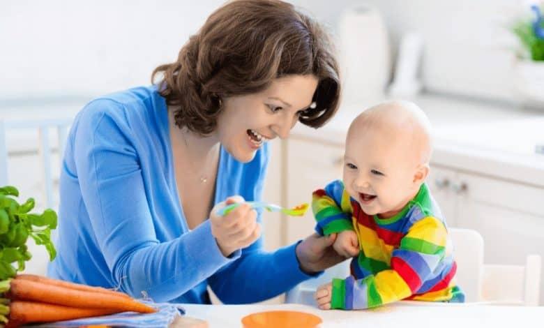 Ay ay bebek beslenme tablosu