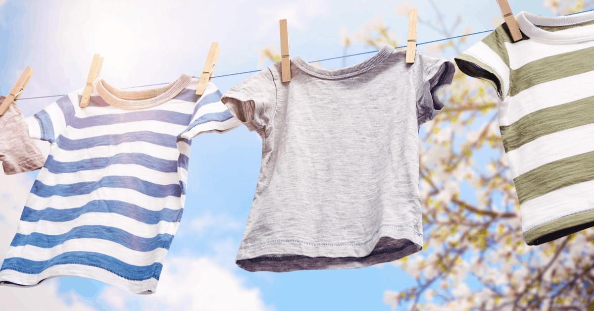 Bebek Çamaşırları Nasıl Yıkanmalıdır?