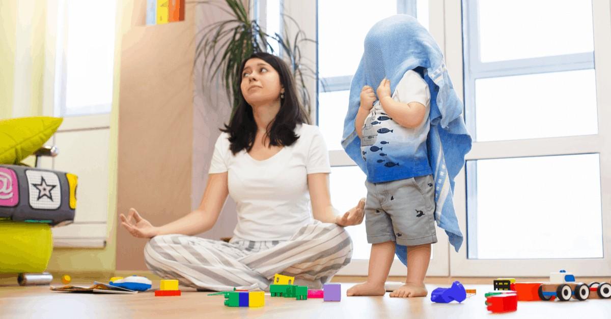 Dağılan Oyuncakları Bebeğinizle Birlikte Toplamak için 9 Muhteşem Öneri!