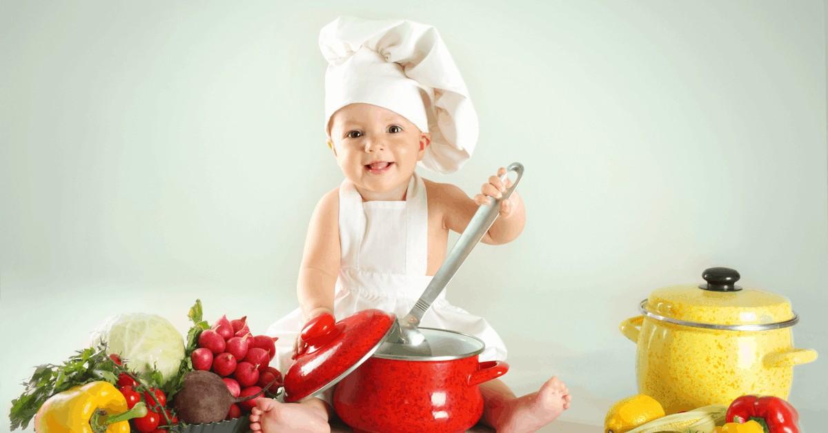 Bebekler İçin Sağlıklı Yemek Pişirme Teknikleri