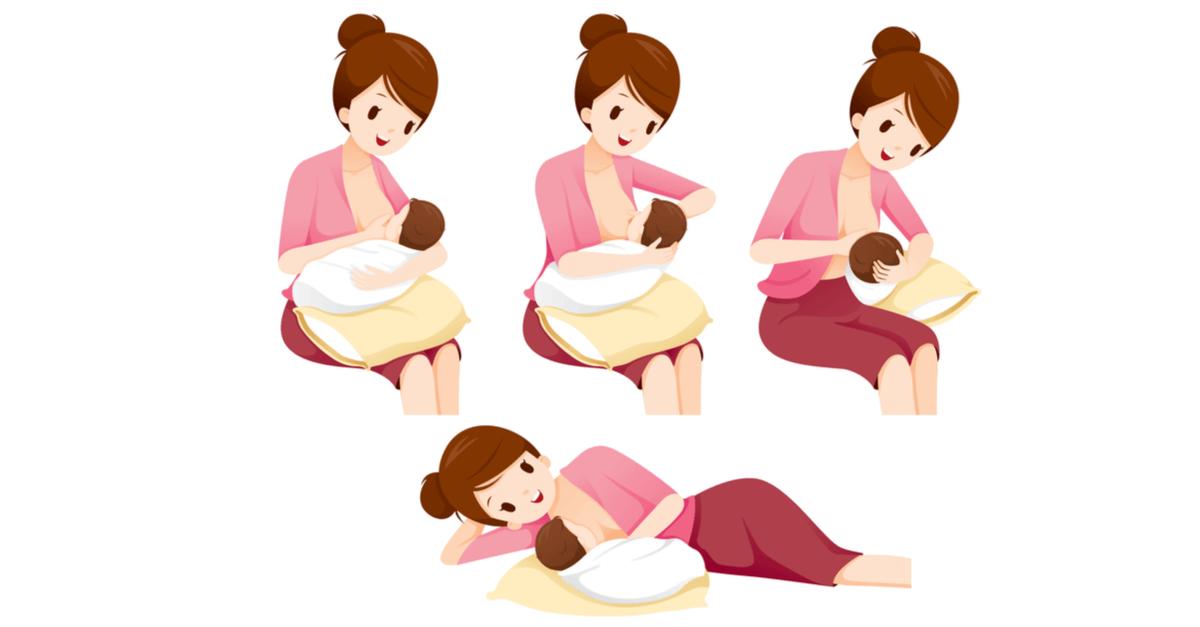 bebeklerde-meme-reddi-emzirme-pozisyonlari