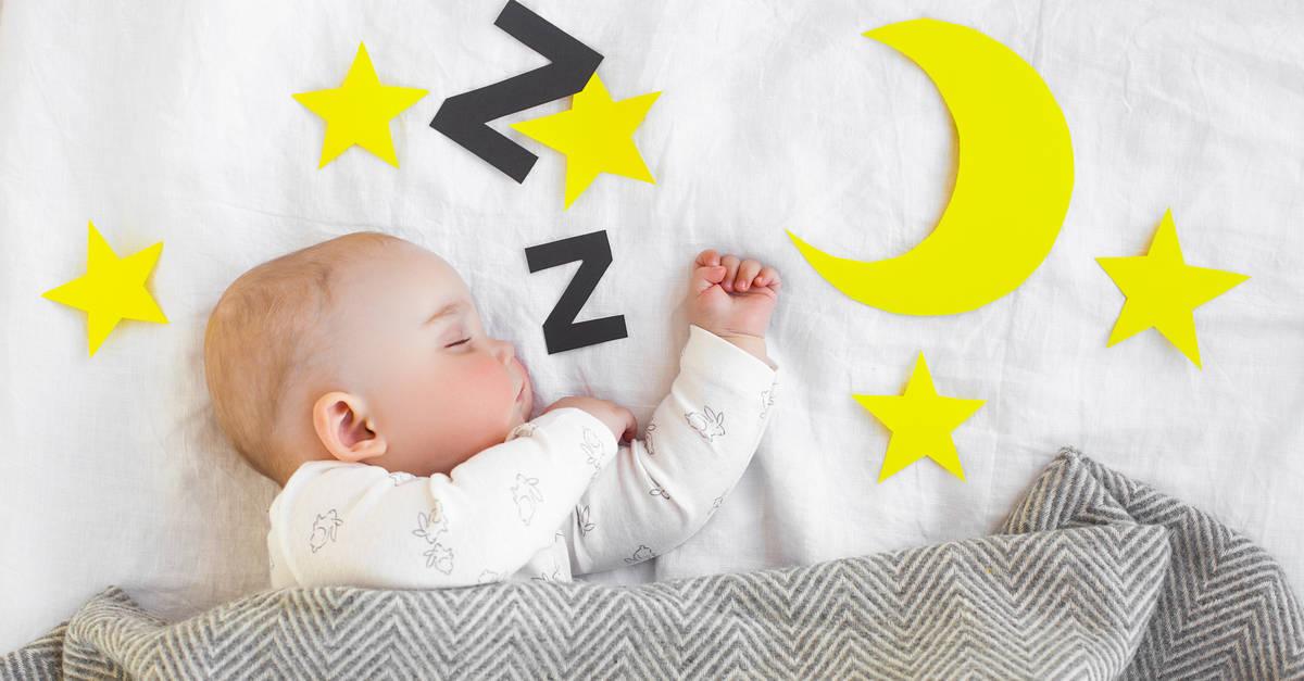 6-9 Aylık Bebeklerde Uyku Düzeni