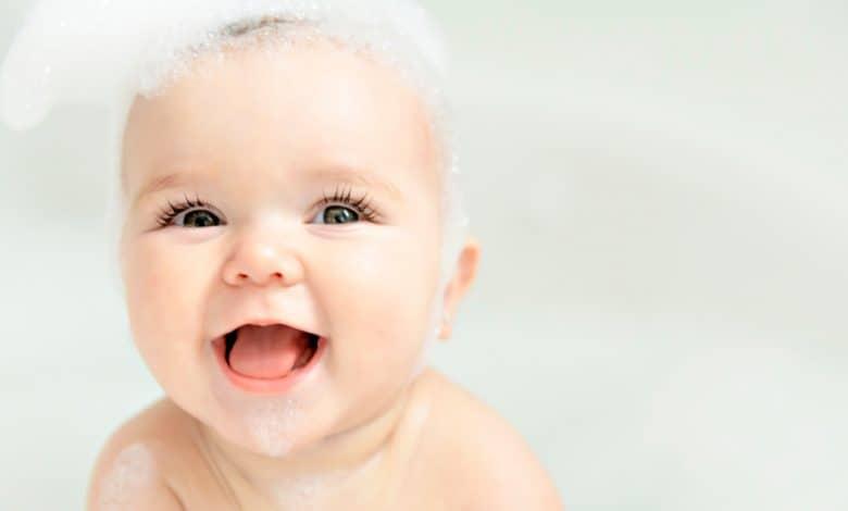 En iyi 10 Bebek Şampuanı