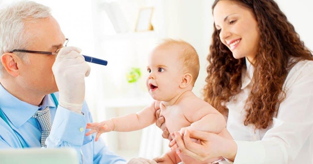 Yenidoğan Bebek Bakımı